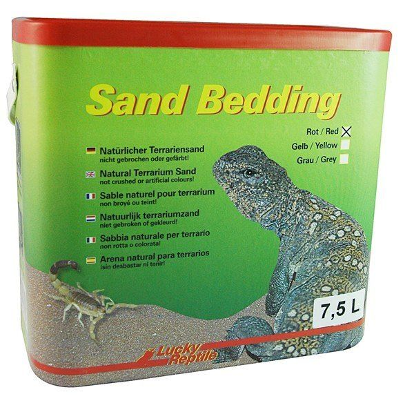 Sand Beding Clay Red 7,5lts